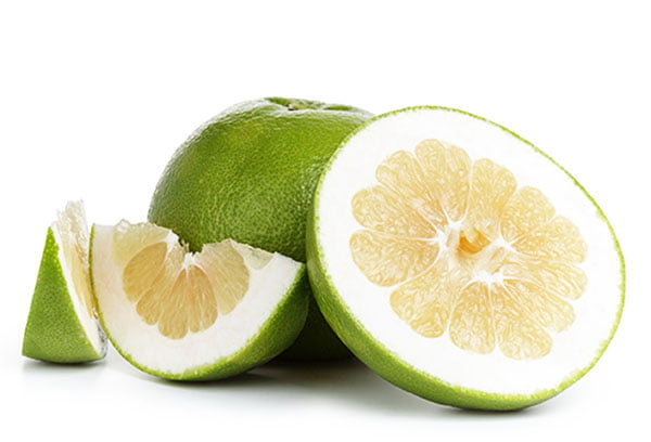 Плод помело в разрезе
