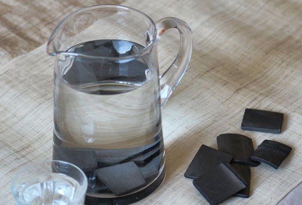 кувшин с шунгитовой водой