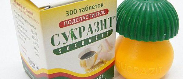 сахарозаменитель Сукразит