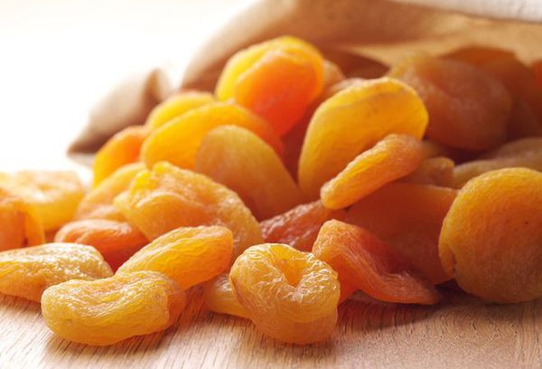 сушеные абрикосы