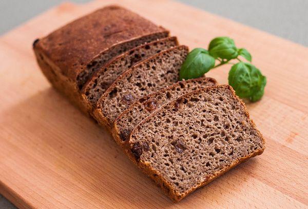 Бородинский черный хлеб