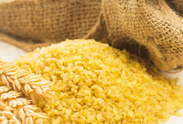 пшеница дробленная