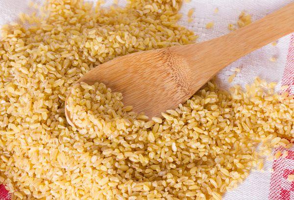 пшеница пропаренная