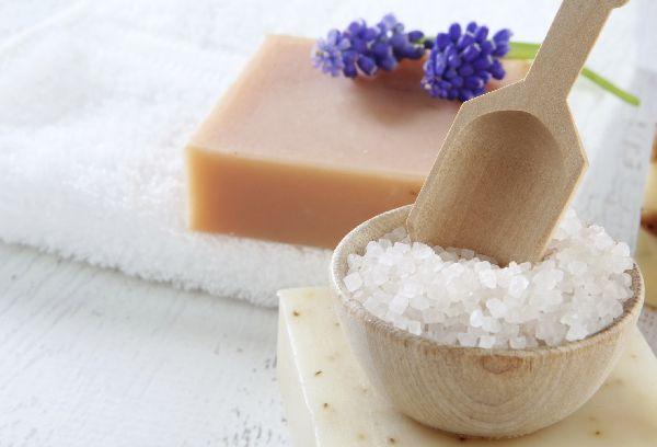 морская соль в косметологии
