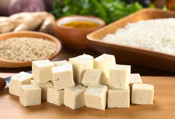 сыр тофу из соевого молока