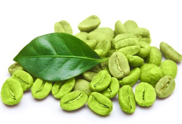 кофейные зерна зеленые