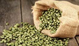 Кофе зеленый