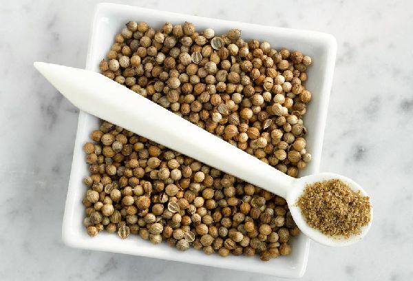сушеные семена Кориандра