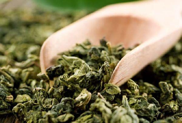 крупнолистовой зеленый чай