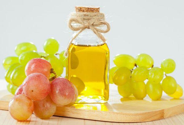Масло и виноград