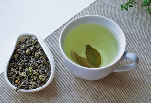 Чай Улун зеленый