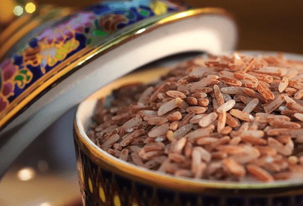 Коричневый рис