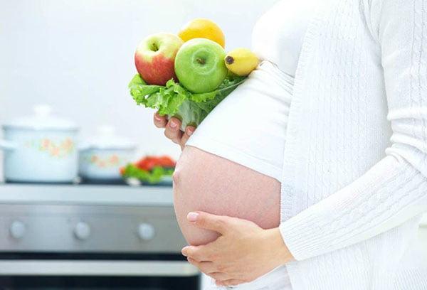 Растительная пища при беременности