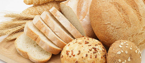Виды белого хлеба