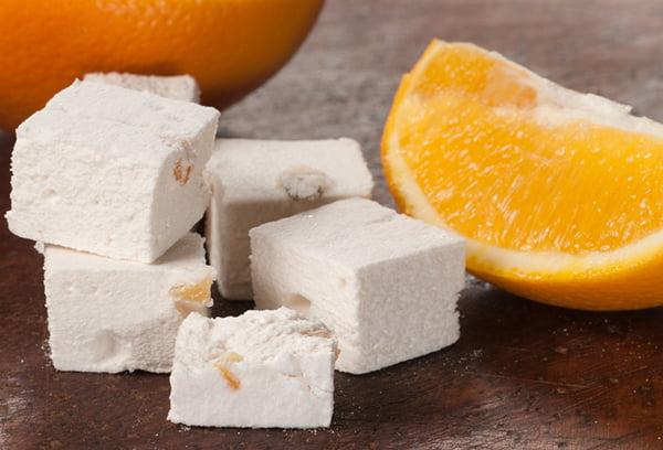 Пастила и апельсин
