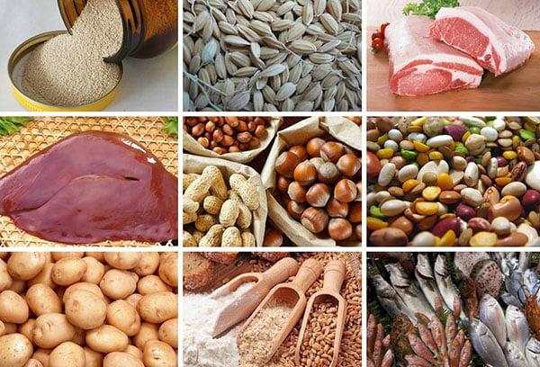 Продукты, богатые селеном