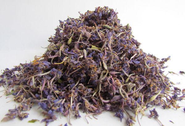 Сушеные цветки иван-чая