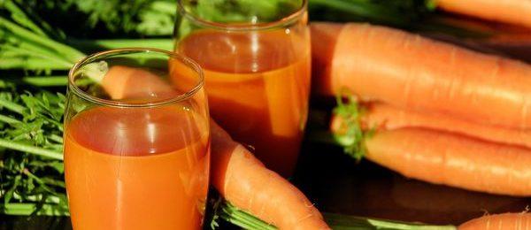 Напиток из моркови