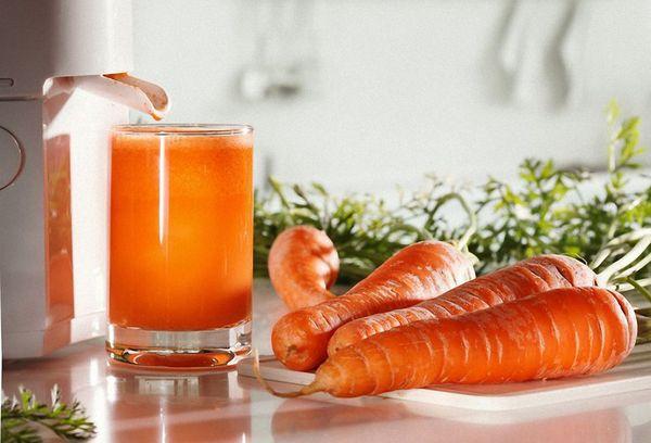 оранжевый корнеплод