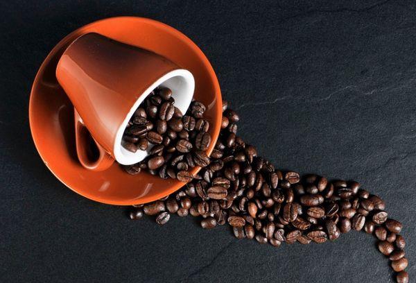 Натуральный кофе в зернах