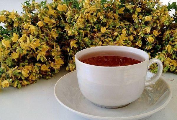 Травяной чай