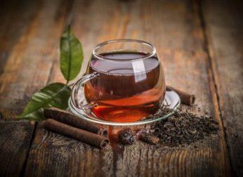 Черный чай: