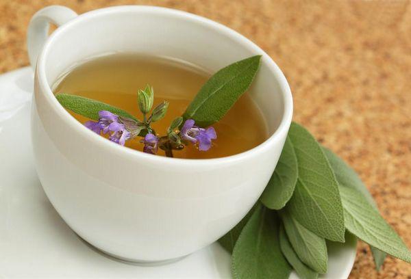 Шалфеевый чай