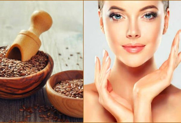 Льняные семена в косметологии
