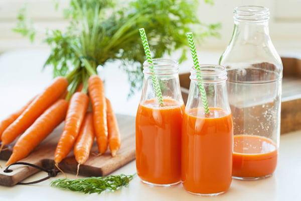 Морковный сок с каротином