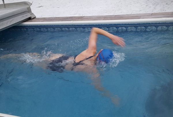 Плавание в холодной воде