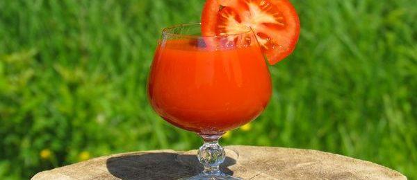 Напиток из помидоров
