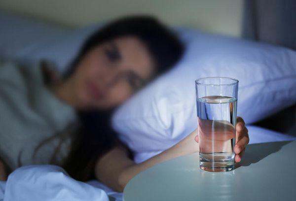 Вода на ночь