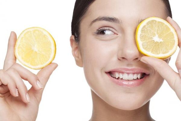 Лимон в косметологии
