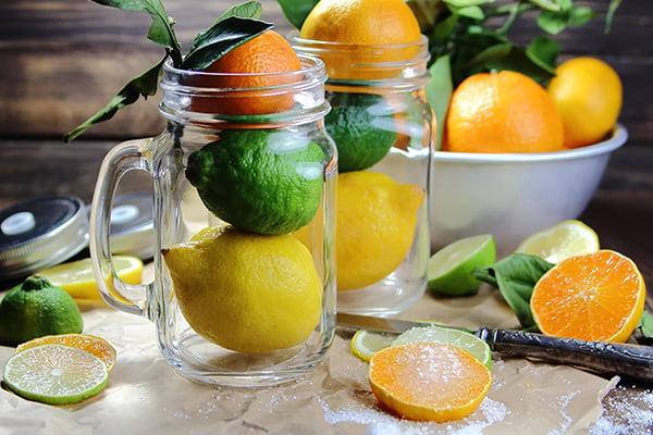 Цитрусовые для похудения