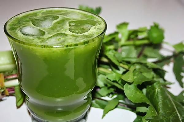Одуванчиковый сок