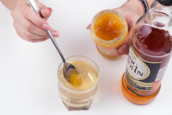Виски с медом от коронавируса