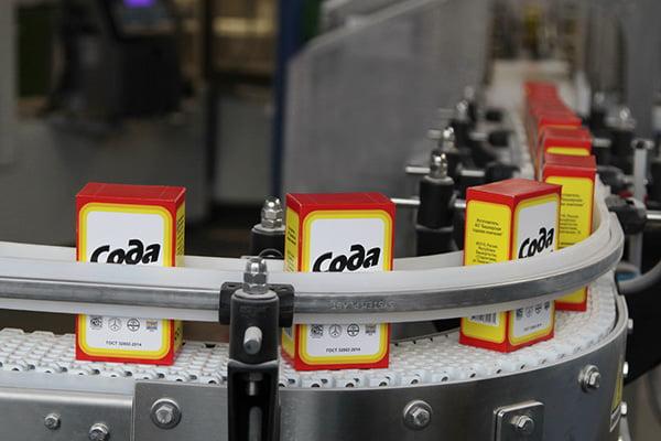 Производство пищевой соды