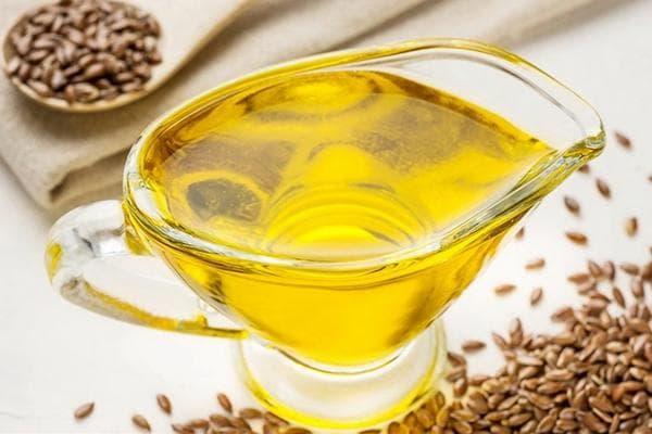 Нерафинированное масло льна